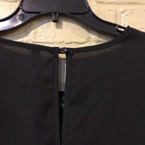 Paper Crane Tops - Paper Crane Black Top